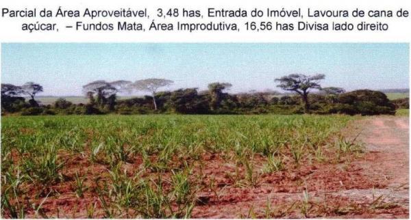 SÍTIO SÃO JOÃO 28,45 HECTARES - GUARARAPES
